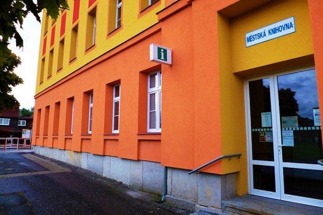 Znovuotevření Městské knihovny