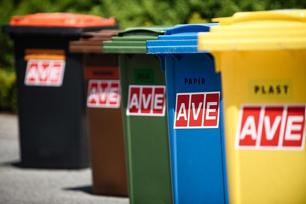 Změna svozových termínů na tříděný odpad na rok 2021
