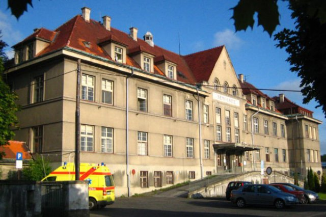 Provoz RDG na měsíc leden - Nemocnice Rumburk, Varnsdorf