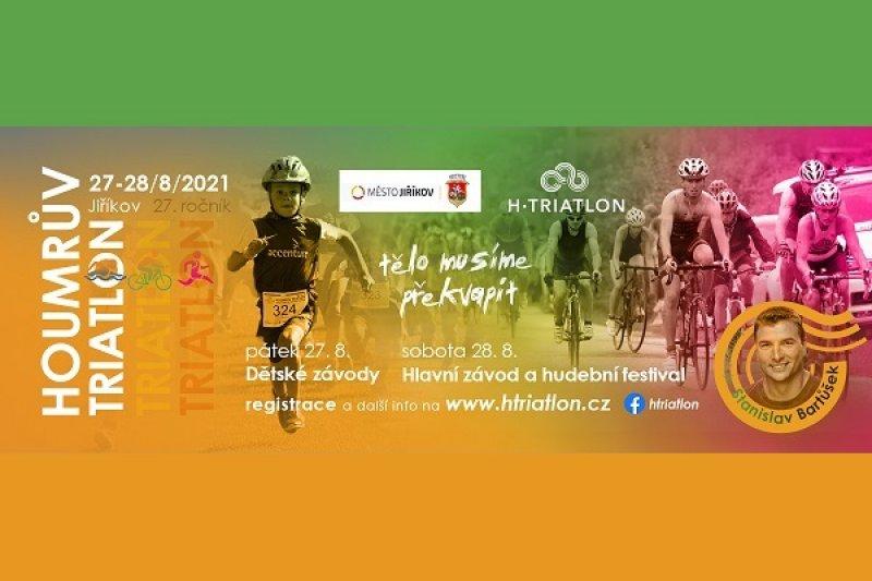 Houmrův triatlon 2021