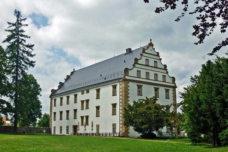 Otevření Šluknovského zámku pro veřejnost